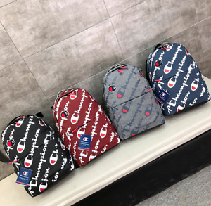 Brand New Champion Advocate Bag Backpack Outer Zipper Pocket 4 Colors