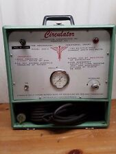 Vintage Circulator Mechanical Peripheral Heart Compression Medical  Device Works