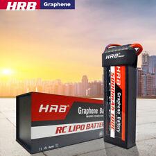 HRB Graphene Lipo Battery 22.2V 5000mAh 6S 100C EC5 plug For RC Car Truck Boat