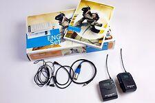 Sennheiser ew 112-p G3 Camera-Mount Wireless Microphone System w/ Lavalier Mic