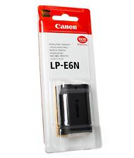 Original Canon lp-e6n battery li-ion battery eos 60d 70d 80d 6d 7d 7d2 5d2 5d3 5ds 60da