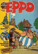 STRIPWEEKBLAD EPPO 1976 nr. 45 - ASTERIX (COVER)/TRIGIE/DE GENERAAL/DE PARTNERS
