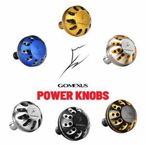 Gomexus Power Knob For Shimano   Daiwa   Penn Reel Handle Kit