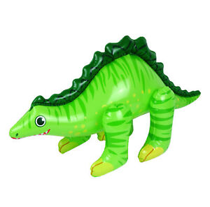 Inflatable XL Dinosaur -Kids Prize Prop Blow Up Party Pool Children Large