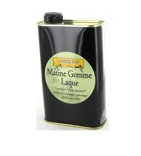MATINE GOMME LAQUE ravive le veinage LOUIS 13 AVEL MATTINE