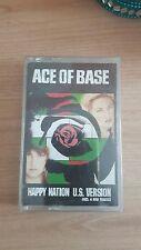 ACE OF BASE  Happy Nation U.S Version (Cassette Album)4 bonus tracks