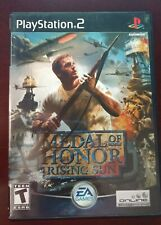 Sony PlayStation 2: Medal of Honor: Rising Sun. Excellent Condition!!!