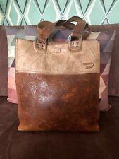 Diesel Leather Bag Vintage RRP +£300
