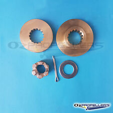 Yamaha 60-100hp Prop Propeller Hardware Kit Spacer Thrust Washer Nut Split Pin