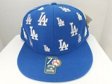 Los Angeles Dodgers MLB Trick Trade Cap Hat New American Needle Fitted 7 3/4