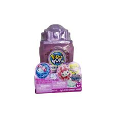 New Pikmi Pops Cheeky Puffs Medium Scented Shimmer Plush Perfume Bottle Bow