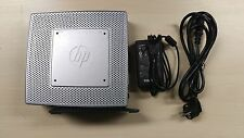 HP ThinClient T5570 Nano 2GB Flash 2GB RAM  WES09 ink. Adapter Stand