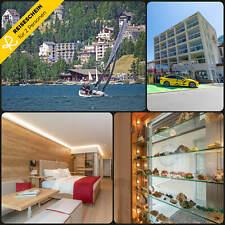 Kurzurlaub Schweiz St. Moritz 4 Tage 2 Personen Hotel Hotelgutschein Wochenende