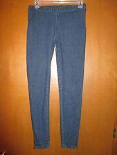 """Paper Denim & Cloth Jeans Leggings Waist14-16"""" Insm27"""" Ret$169 10 CouldFit a 6 8"""