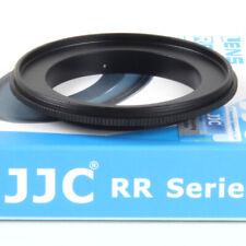 JJC RR-AI Anillo Adaptador Inversor Macro Objetivos lentes Nikon 58mnm