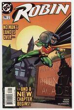 Robin #74,75,76,77,78,79 Dc Comics Batman Detective Green Arrow Nightwing Set!