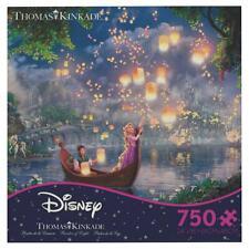 Thomas Kinkade Puzzle Tangled 750 Piece Ceaco Puzzle