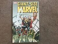 Giant-Size Marvel TPB X-men Spiderman Avengers Fantastic Four Defenders