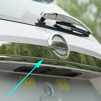 For Nissan x-Trail t32 2014-2019 Chrome Rear Trunk Door Lid Cover Tailgate Trim