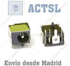 CONECTOR DC JACK  Socket  CONECTOR DC  Jack Socket HP 620 WT177EA WT177EA#ABE