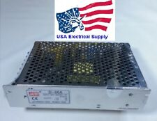 New Mean Well Power Supply Replacement For D-60A Double Output 12V Input 85-264V