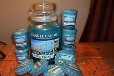 yankee candle 22oz JAR VIVA HAVANA + 5 TARTS + 5 VOTIVES
