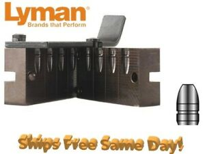 Lyman 4 Cav Mold 356637 for 9mm, Round Nose, 147 Gr, Bevel Base New! # 2670637