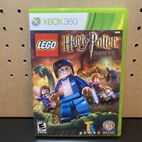 LEGO Harry Potter: Years 5-7 (Microsoft Xbox 360, 2011) Tested