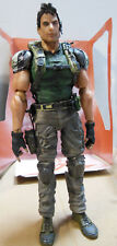 N° 1 Chris Redfield Biohazard 5 PLAY ARTS KAI Action Figure No.1