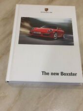 Porsche Boxster & Boxster S 2009 Hardback New Model Brochure 130 pages