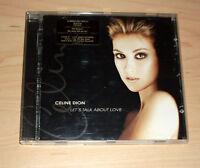 CD Album - Celine Dion - Let's talk about Love