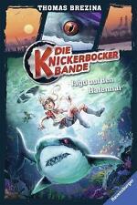 Die Knickerbocker-Bande, Band 12: Jagd auf den Hafenhai von Thomas Brezina (2017, Gebundene Ausgabe)