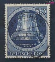 Berlin (West) 85 gestempelt 1952 Freiheitsglocke (8717131