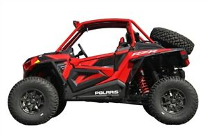 CAGEWRX RZR XP 1000 2019+ / XP TURBO S SPORT CAGE ROLL CAGE- RAW W/ ROOF