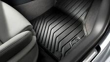 Audi A3 Gummimatten/Gummifußmatten für vorne, A3 Modell 8V, ab Modelljahr 2013