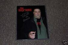 Frank Santorelli The Sopranos Autographed 8x10 Photo