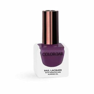 Colorbar Nail Lacquer Purple Nail Polish 12 ml
