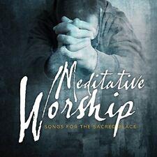 Méditative Worship Chansons Pour L' Saced Placer (2013) 30-track 2 Album CD Neuf
