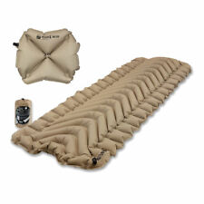 Klymit Static V Recon Sleeping Pad Travel Mat w/ Pillow X Recon