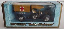 Y-13 1918 Crossley RAF Tender  MIB Lesney Matchbox Models of Yesteryear