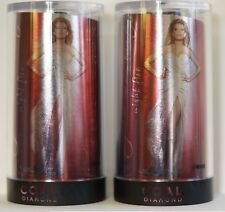2 x Sylvie van der Vaart Coal Diamond NIGHT FIRE  EDP NEU