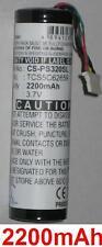 Batterie 2200mAh type TCS5C62659 Pour Philips PMC7320