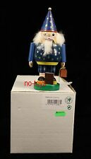 "GlÄSser German Wooden Nutcracker ""Zauberer� 126:86 New"