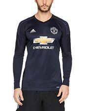 Maillots de football de clubs anglais bleus adidas manchester united