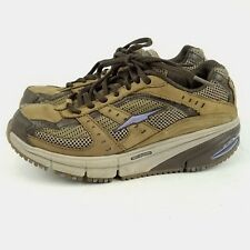 Avia A9997 Women's Avi-Motion Brown Arch Rocker Walking Toning Shoes Size 6