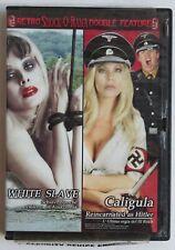 DVD WHITE SLAVE-CALIGULA Italian explotation 2 FILMS