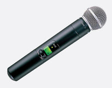 Shure  SLX2/58(G4,G5,H5,H19,J3) Wireless Handheld Transmitter with SM58 Mic.