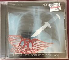 Tough Love: The Best of the Ballads by Aerosmith (CD, Chest X-Ray) NEW
