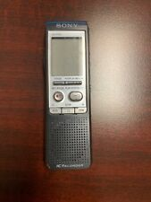 Sony Icd-P320 Handheld Digital Voice Recorder Not Tested Ships Same Day