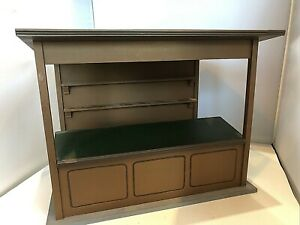 Dolls House 1/12 Scale Market Stall Miniature Shop F848